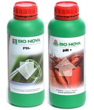 pH- y pH+ de Bio Nova -...