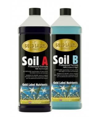 Soil A+B - Nutrientes para...