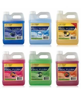 Final Flush - Limpia raíces...
