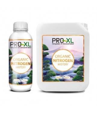 Organic Nitrogen Mistery -...