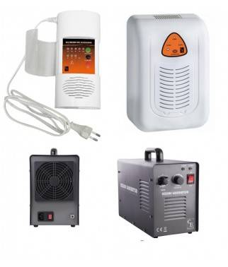 Ozonizadores industriales y...