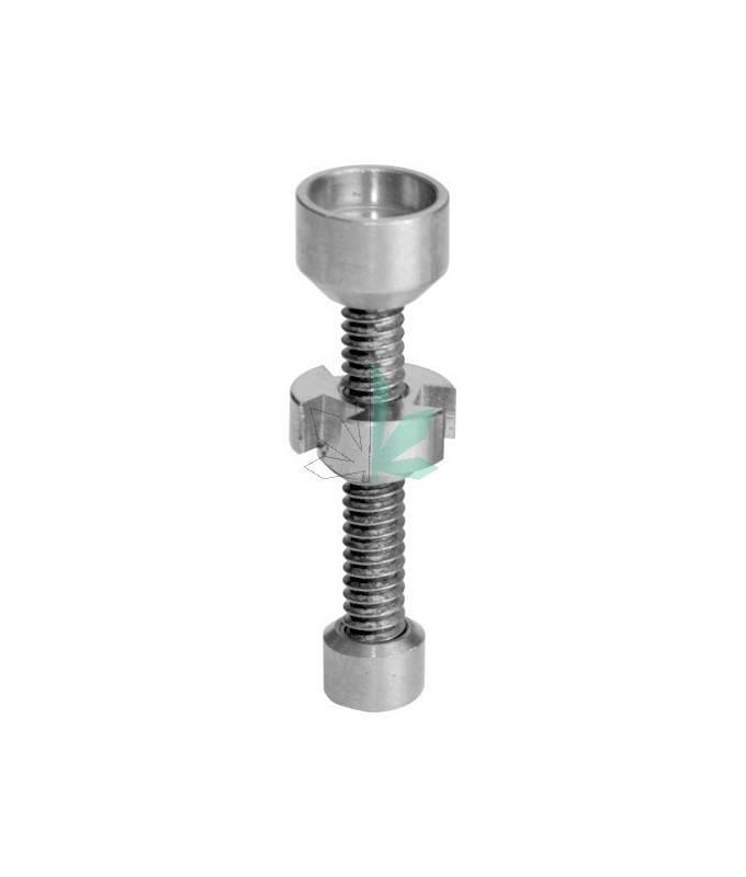 Imagen principal del producto Clavo de titanio para pipas de agua y Bongs