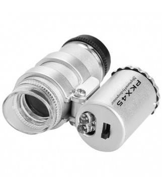 Mini Microscopio con LED -...