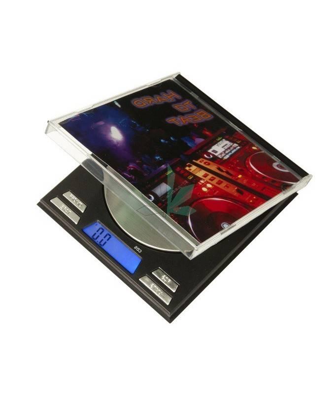 Imagen principal del producto Báscula con forma de Carátula CD
