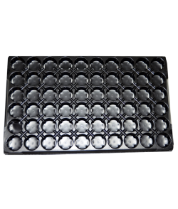 Imagen secundaria del producto Bandejas para jiffys de plástico