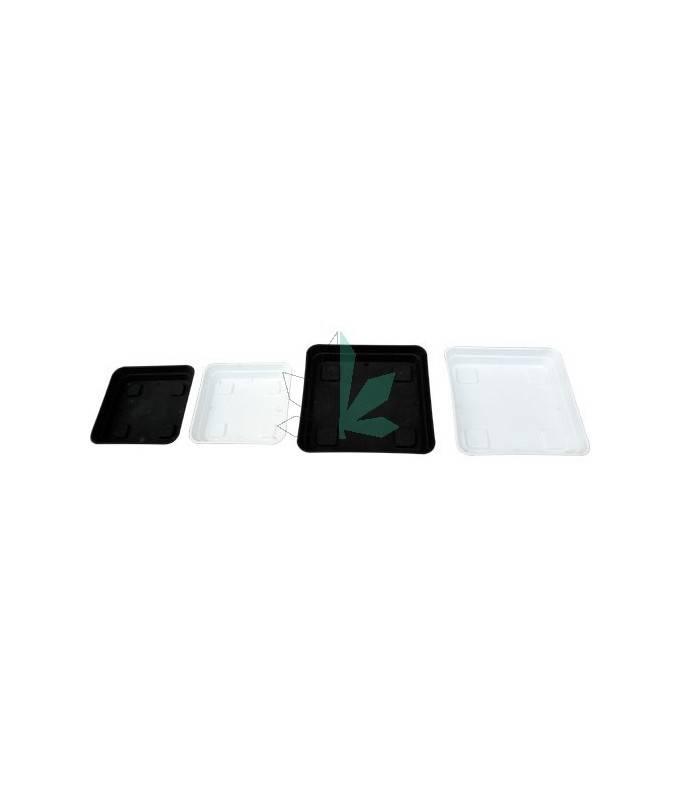 Imagen principal del producto Platos Cuadrados para Macetas