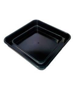 Imagen secundaria del producto Platos Cuadrados para Macetas