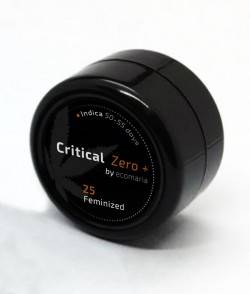 Imagen secundaria del producto Critical Zero +