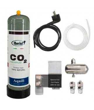 Kit dispensador de Co2 +...