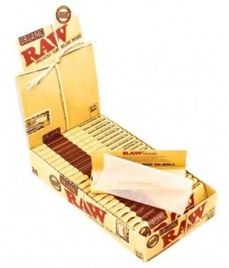 Papel RAW Organic - Tamaño...
