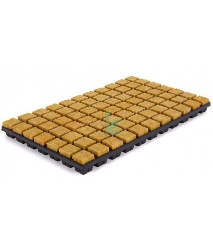 Imagen principal del producto Bandejas + Tacos de lana de roca