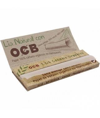 Papel OCB - Organic Hemp -...