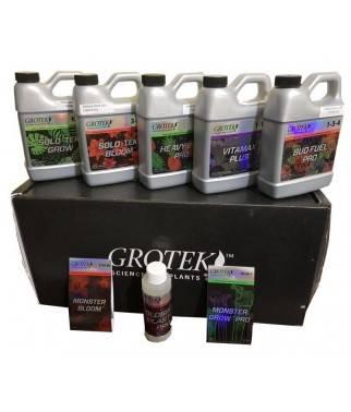 Mega Pack Grotek - Kit de...