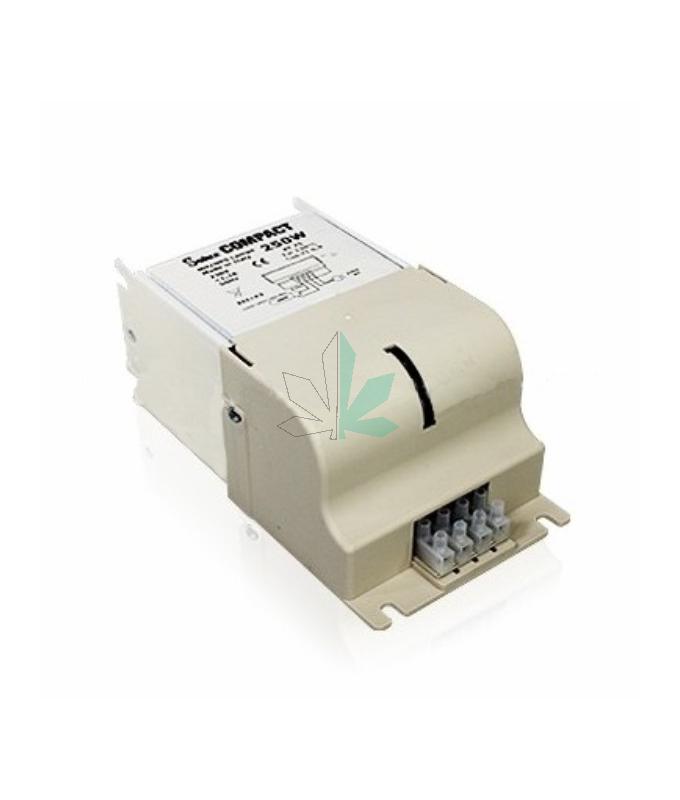 Imagen principal del producto Balastros 250W para lámparas HPS/HM