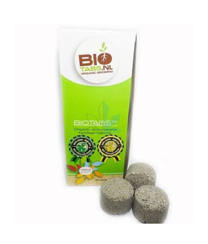 Imagen principal del producto Tabletas abono ecológico Biotabs