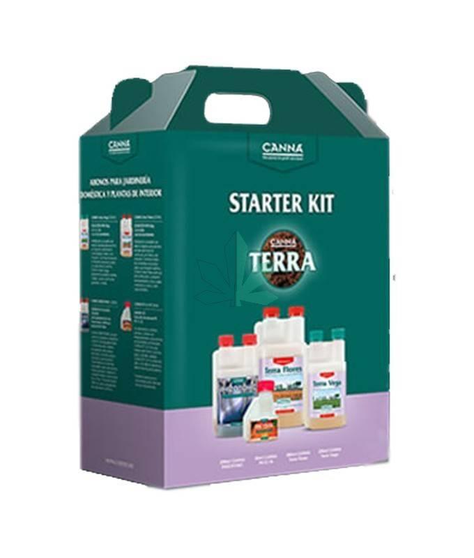 Imagen principal del producto CANNA Terra Starter Kit
