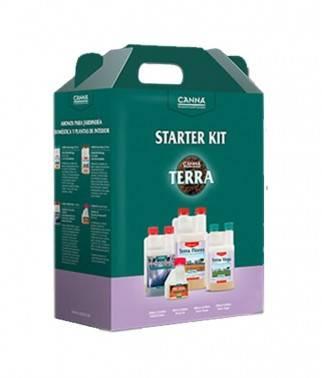 CANNA Terra Starter Kit -...