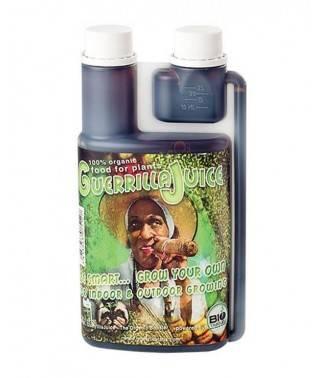 Guerrilla Juice - Abono...