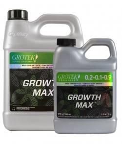 Imagen secundaria del producto Growth Max estimulador radicular y mejorador de suelo Grotek