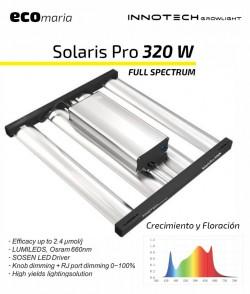Imagen secundaria del producto Solaris Pro 320 W sistema de iluminación Led de Innotech GrowLight