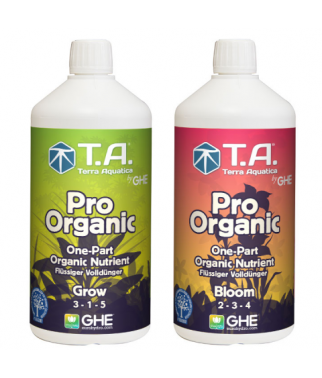 Pro Organic - Grow y Bloom...