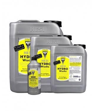 Crecimiento Hidro -...