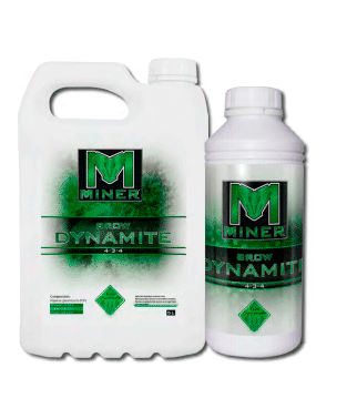 Grow Dynamite - Minerales...