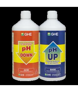 pH Down y pH Up -...