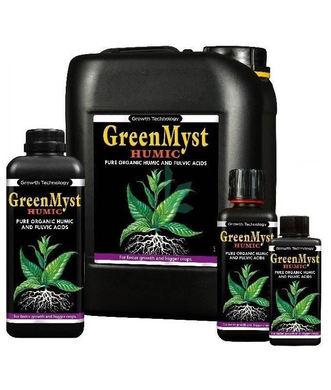 Imagen principal del producto GreenMyst Humic