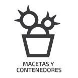 Macetas - Todos los tipos, tamaños y materiales - Interior y Exterior | Ecomaria