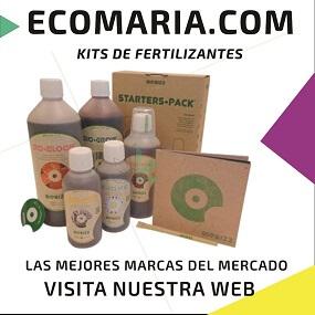 Oferta pack de abonos BioBizz